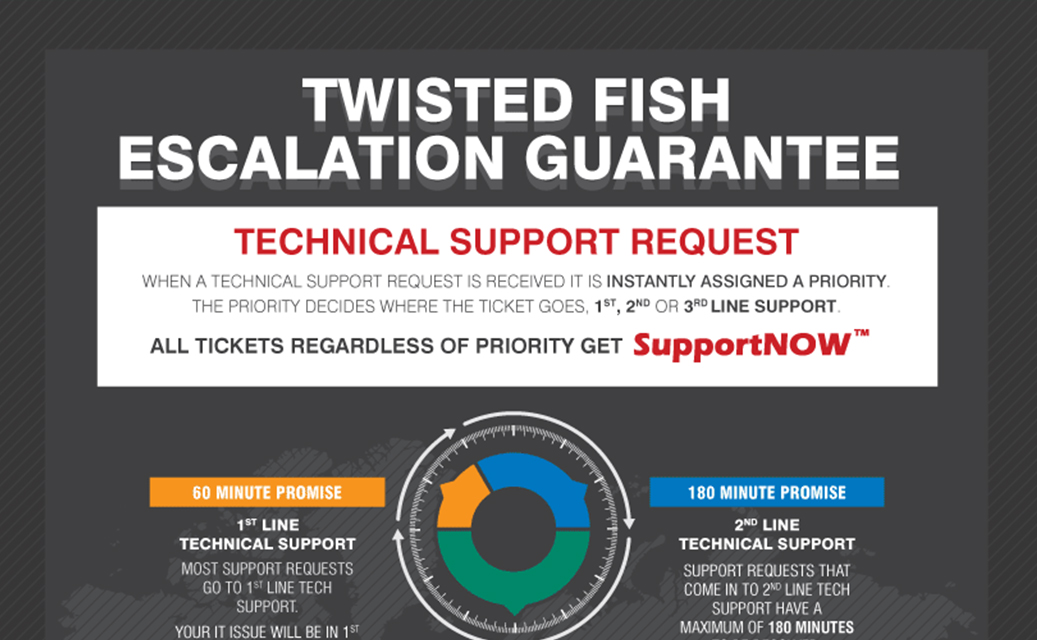 Twisted Fish Infographic